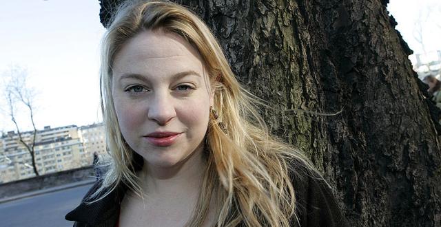 Isobel Hadley-Kamptz.  Foto Bertil Ericson / SCANPIX