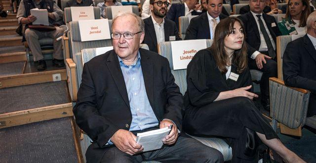 Ari Luostarinen/SvD/TT / TT NYHETSBYRÅN