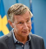 Richard Bergström.  Fredrik Sandberg/TT / TT NYHETSBYRÅN