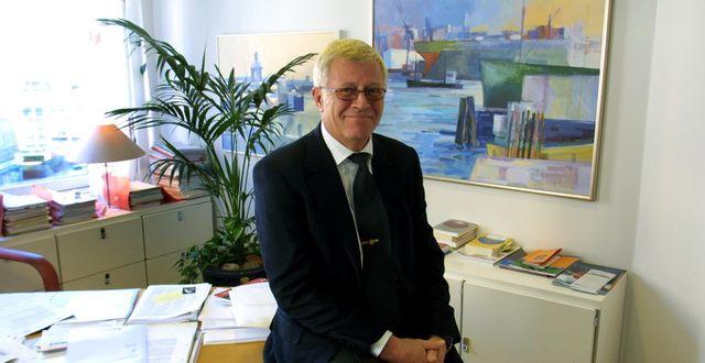 Affärsjuristen Claes Sjölin