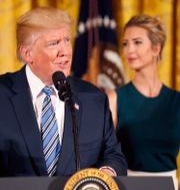 President Donald Trump.  Alex Brandon / TT / NTB Scanpix
