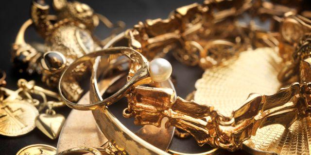 Guldpriset fortsatter att rasa