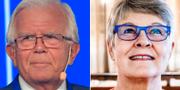Alf Svensson och Maud Olofsson TT