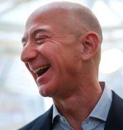 Arkivbild: Amazons grundare Jeff Bezos Lindsey Wasson / TT NYHETSBYRÅN