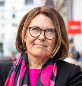 Karin Johansson, vd Svensk Handel. Pressbild.