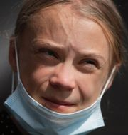Greta Thunberg/Preems raffinaderi i Lysekil TT