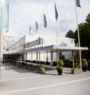 Sveriges Radio i Stockholm. Christine Olsson / TT NYHETSBYRÅN