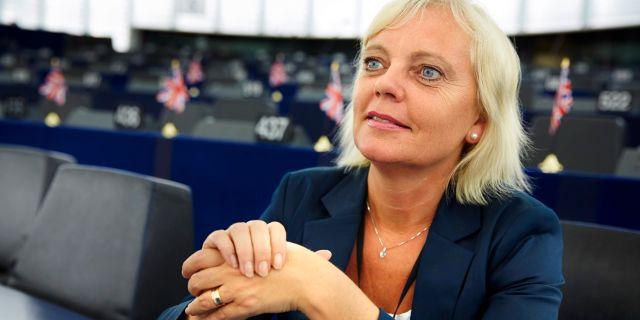 Kristina Winberg. FREDRIK PERSSON / TT / TT NYHETSBYRÅN