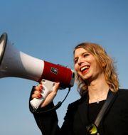 Chelsea Manning. Patrick Semansky / TT NYHETSBYRÅN