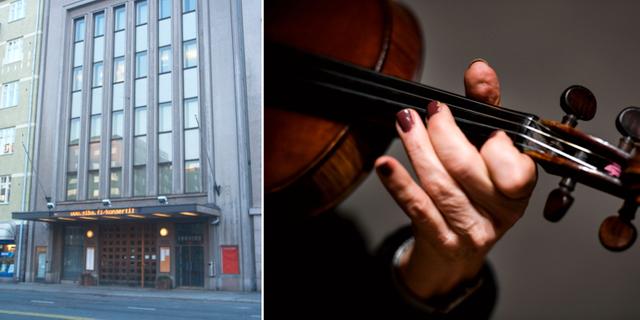 Sibelius-Akademien i Helsingfors / Illustrationsbild Wikimedia Commons och Pontus Lundahl/TT / TT NYHETSBYRÅN