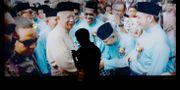 Premiärminister Najib Razak förlorade mot den 92-årige kandidaten Mahathir Mohamad. Aaron Favila / TT / NTB Scanpix