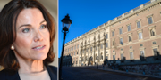 Hovets informationschef Margareta Thorgren TT