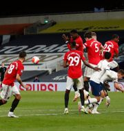 Tottenham mot United. MATTHEW CHILDS / BILDBYRÅN