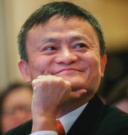 Jack Ma och Mark Zuckerberg. TT