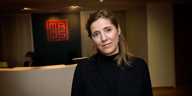 Monique Wadsted. Tomas Oneborg / SvD / TT / TT NYHETSBYRÅN