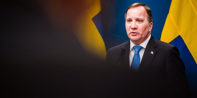 Stefan Löfven. MAXIM THORE / BILDBYRÅN
