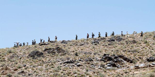 50 rebeller dodade i afghanistan