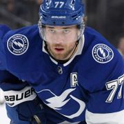 Victor Hedman. Ethan Miller / GETTY IMAGES NORTH AMERICA