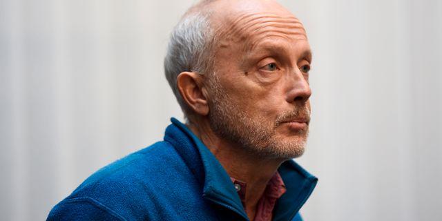 Bosse Lindquist som gjorde den uppmärksammade dokumentären om Paolo Macchiarini. Stina Stjernkvist/TT / TT NYHETSBYRÅN