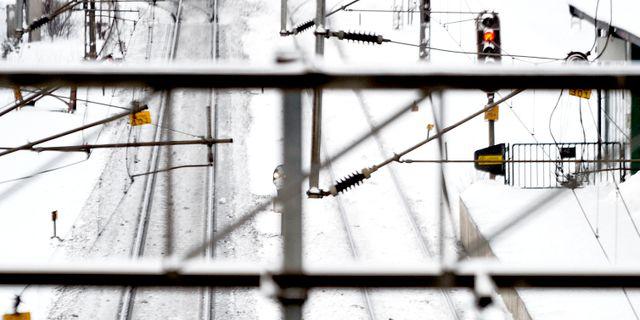 Arkivbild: Tågperrong Tomas Oneborg / SvD / TT / TT NYHETSBYRÅN
