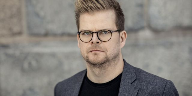 Tomas Backlund. PRESS