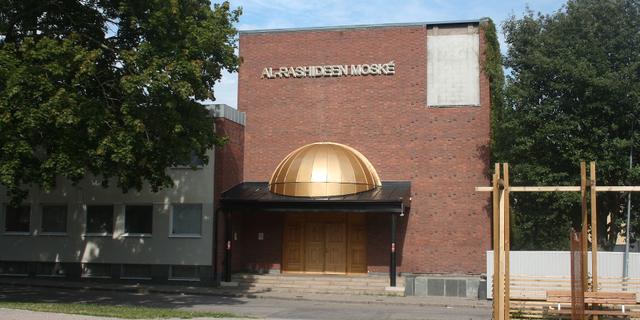 Gävle moské Wikipedia/CC0