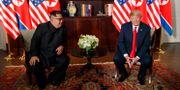 Kim Jong-Un och Donald Trump. Evan Vucci / TT NYHETSBYRÅN/ NTB Scanpix