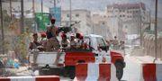 Arkivbild. Militärpoliser i Jemen. AHMAD AL-BASHA / AFP