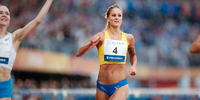Elin Westerlund. Christine Olsson/TT / TT NYHETSBYRÅN