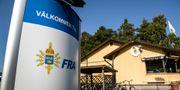 FRA:s huvudkontor på Lovön utanför Stockholm. Anders Wiklund/TT / TT NYHETSBYRÅN
