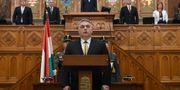 Viktor Orbán. Tamas Kovacs / TT / NTB Scanpix