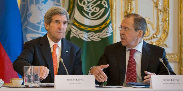 Viktigt steg i fredssamtal om syrien