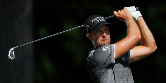 Henrik Stenson.  Kevin C. Cox / GETTY IMAGES NORTH AMERICA