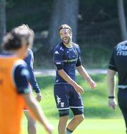 IFK Göteborgs lagkapten Mattias Bjärsmyr Adam Ihse/TT / TT NYHETSBYRÅN