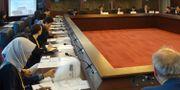 Diplomater i 22 länder deltar i ett möte om Fukushima i Tokyo i förra veckan.  Mari Yamaguchi / TT NYHETSBYRÅN