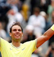Rafael Nadal. VINCENT KESSLER / BILDBYRÅN