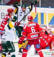 Modo och Björklöven möttes i seriefinalen 12 mars. ERIK MÅRTENSSON / BILDBYRÅN
