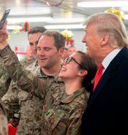 SAUL LOEB / AFP