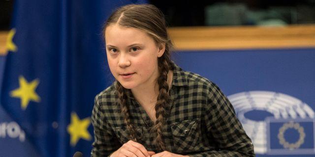 Greta Thunberg.  Jean-Francois Badias / TT NYHETSBYRÅN/ NTB Scanpix