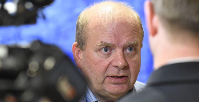 Eskil Erlandsson (C) lämnade riksdagen 2019. Alexander Larsson Vierth/TT / TT NYHETSBYRÅN