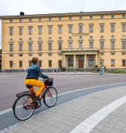 Universitetsbiblioteket i Uppsala. Fredrik Persson/TT / TT NYHETSBYRÅN