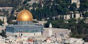 Klippdomen i Jerusalem.  BERNAT ARMANGUE / TT / NTB Scanpix