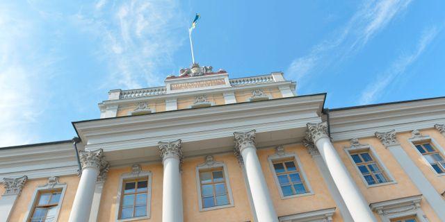 UD, utrikesdepartementet vid Gustaf Adolfs torg. Arkivbild. JONAS EKSTRÖMER / TT / TT NYHETSBYRÅN