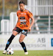 Svendis Jane Jonsdottir blev matchvinnare för Kristianstad.  AVDO BILKANOVIC / BILDBYRÅN
