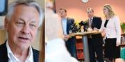 Är Hallengrens öppning om LSS bara valtaktik, frågar sig Bengt Westerberg TT