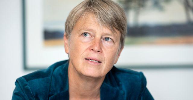 Irene Wennemo. Pontus Lundahl/TT / TT NYHETSBYRÅN
