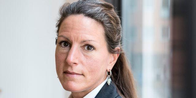 Louise Brown. Arkivbild. Christine Olsson/TT / TT NYHETSBYRÅN