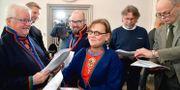 Högsta domstolen meddelade dom i det uppmärksammade målet mellan staten och Girjas sameby på torsdagen. Anders Wiklund/TT / TT NYHETSBYRÅN
