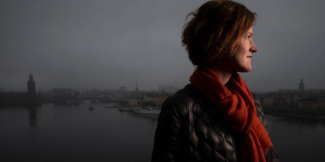 Anna Kinberg Batra. Staffan Löwstedt/SvD/TT / TT NYHETSBYRÅN