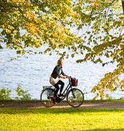 Soligt väder är att vänta på många håll. FREDRIK SANDBERG / TT / TT NYHETSBYRÅN